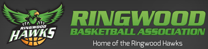 Ringwood Basketball Association logo