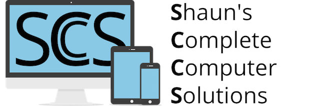 Shaun's Complete Computer Solutions Logo