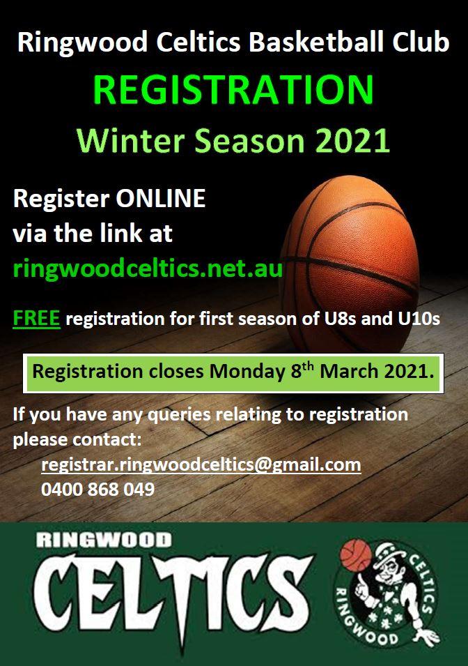 Rego Winter 2021 Poster